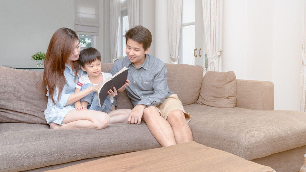 Menjadi Orang Tua Yang Bijak, Jangan Mudah Menikah Mudah Bercerai