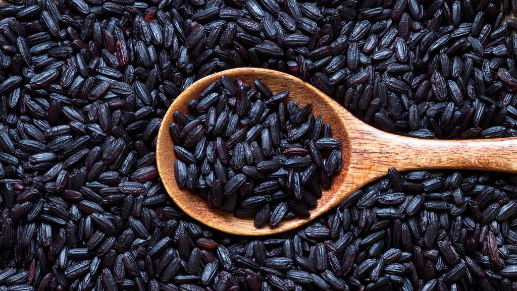beras hitam