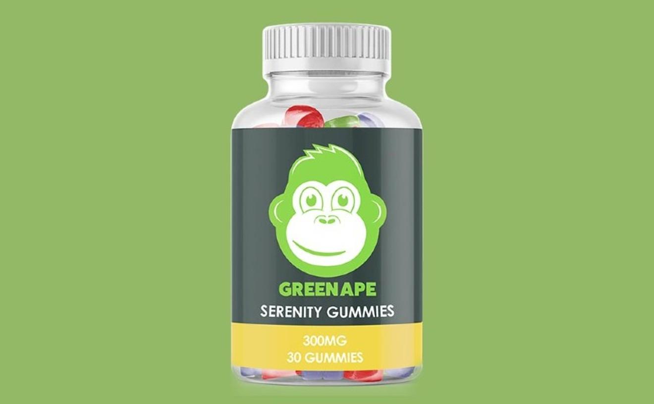 Green Ape CBD Gummies Mengandung Antioksidan Untuk Melawan Penuaan
